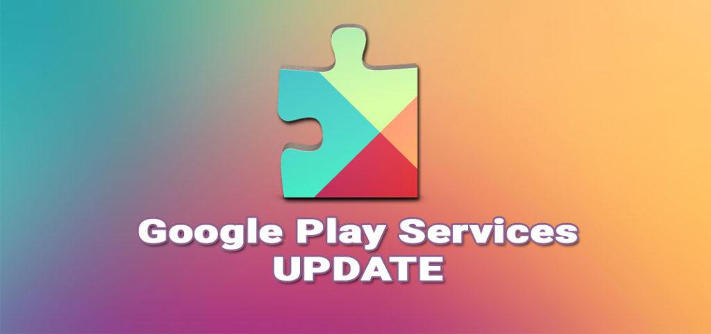 Aggiornare Google Play services